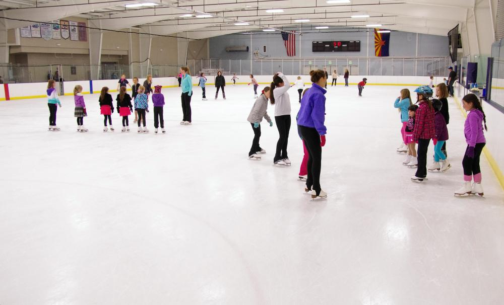 tips on how to learn how to ice skate