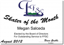 Skater of the Month